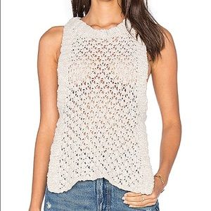 For love and lemons mulberry tank knit